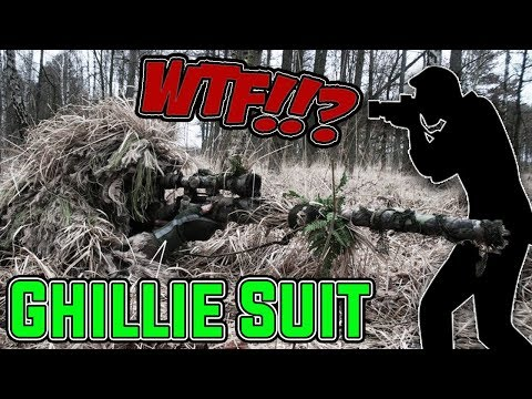 Download  HOW IS THIS POSSIBLE??? Invisible ghillie sniper gets his picture taken Gratis, download lagu terbaru