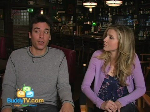 BuddyTV Interview with Josh Radnor and Sarah Chalke (HIMYM)