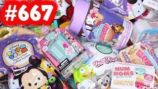 Random Blind Bag Box #667 - Lil Woodzeez, Disney Happy Places, Puppy Dog Pals, Kawaii Squeezies