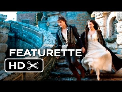 Romeo And Juliet Featurette #2 (2013) – Hailee Steinfeld Movie HD
