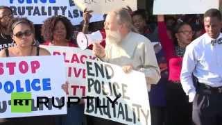 Wiggers, Anarchists, Krishton, Nig Kwans McKinney Texas Demo Fo' Pvt Swim Pool Justice N'Shit
