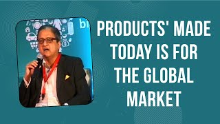 Products made today is for the global