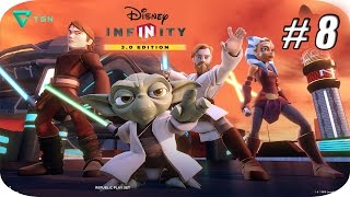 Disney Infinity 3.0 - Star Wars Twilight Of The Republic - Capitulo 8 - 1080p HD