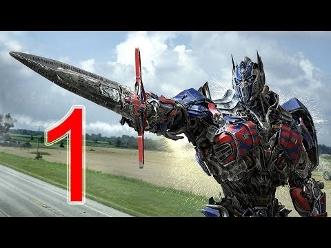 Transformers Rise Of The Dark Spark Walkthrough Part 1 Gameplay Lets Play - Transformers 4 Game video