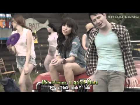 Vietsub Kara] Good Time   Owl City Ft  Carly Rae Jepsen video