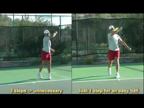 Top 3 Footwork Mistakes In Tennis And How To Correct Them