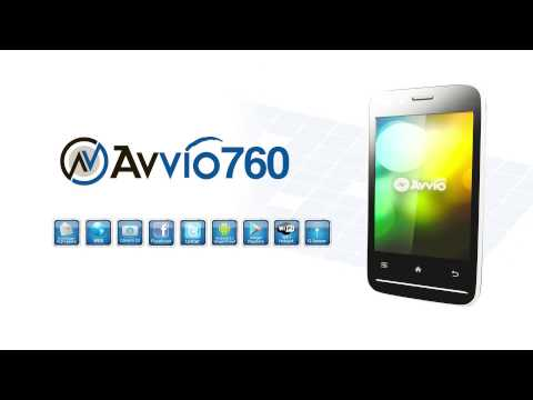 Conoce nuestro nuevo smartphone Avvio 760