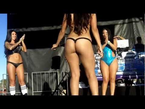 Bikini contest lowrider magazine