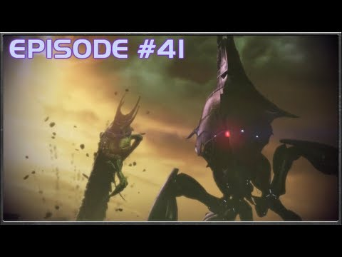 Mass Effect 3 - Kalros, Mother Thresher Maw & Mordin's Curing Swansong - Episode 41