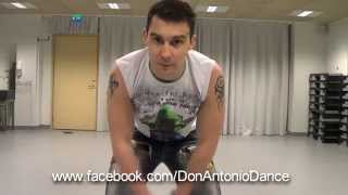 Zumba with Don Antonio - La Mordidita, Ricky Martin