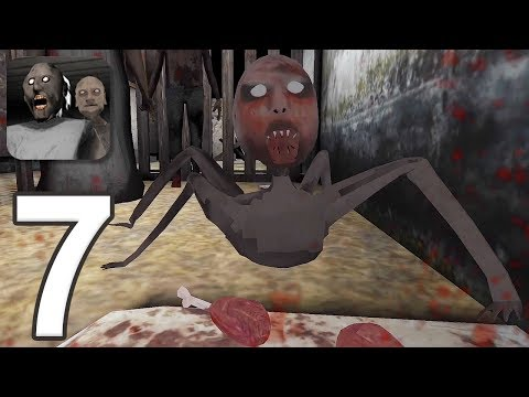 Granny: Chapter Two - Gameplay Walkthrough Part 7 - New Babysitters Update (iOS, Android)