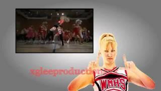 Watch Glee Cast Run The World video