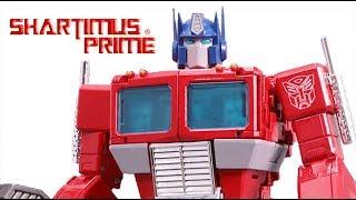 Transformers Masterpiece Optimus Prime Ver  3 Convoy MP 44 Takara Tomy Action Figure Photos Revealed