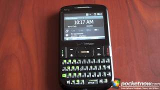 Pocketnow Throwback_ HTC Ozone on Verizon