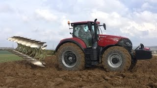 First sold Engeland Case-IH Optum 300 CVX Trekkerweb