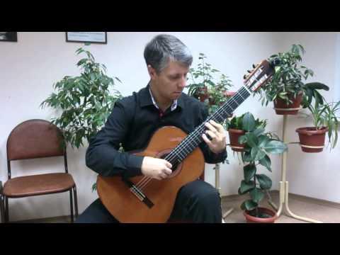 Исаак Альбенис - Арабская серенада