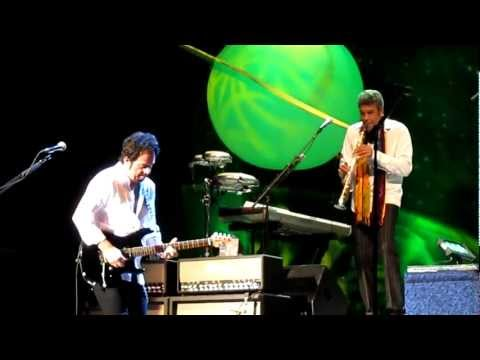 Africa Steve Lukather of Toto Live with Ringo Starr All-Starr Band Bethel Woods June 16 2012