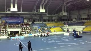 Giải VDQG vòng 2 tại TP. Bạc Liêu - Hiêp 1 Tp Hồ Chí Minh và Sài Gòn Heat