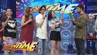 It's Showtime: Vhong and Billy reveals something about Vice