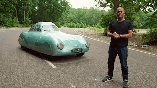 The Porsche Type 64 | Chris Harris Drives  | Top Gear