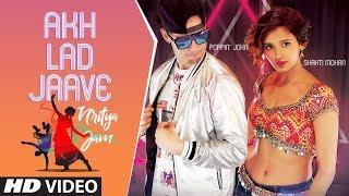 Dance Cover: Akh Lad Jaave Nritya Jam   Loveyatri   Shakti Mohan   Poppin' John   T-Series