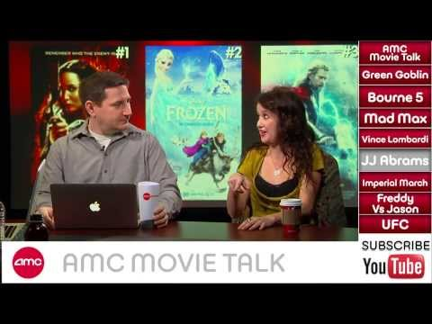 AMC Movie Talk - SPIDER-MAN 2 and The Green Goblin, BOURNE 5 Gets A Date