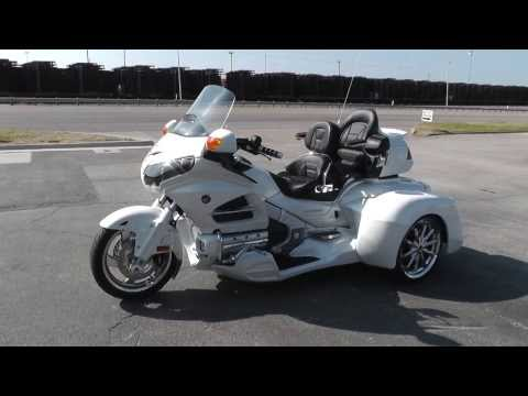 2012 - Honda Goldwing Trike GL1800 - Used Motorcycle For Sale