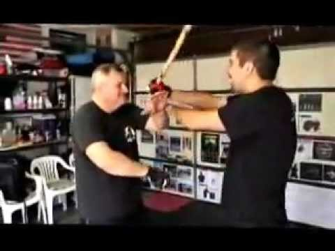Applied Eskrima, 5 Days Immersion Training of David and Bruce Corrigan Image 1