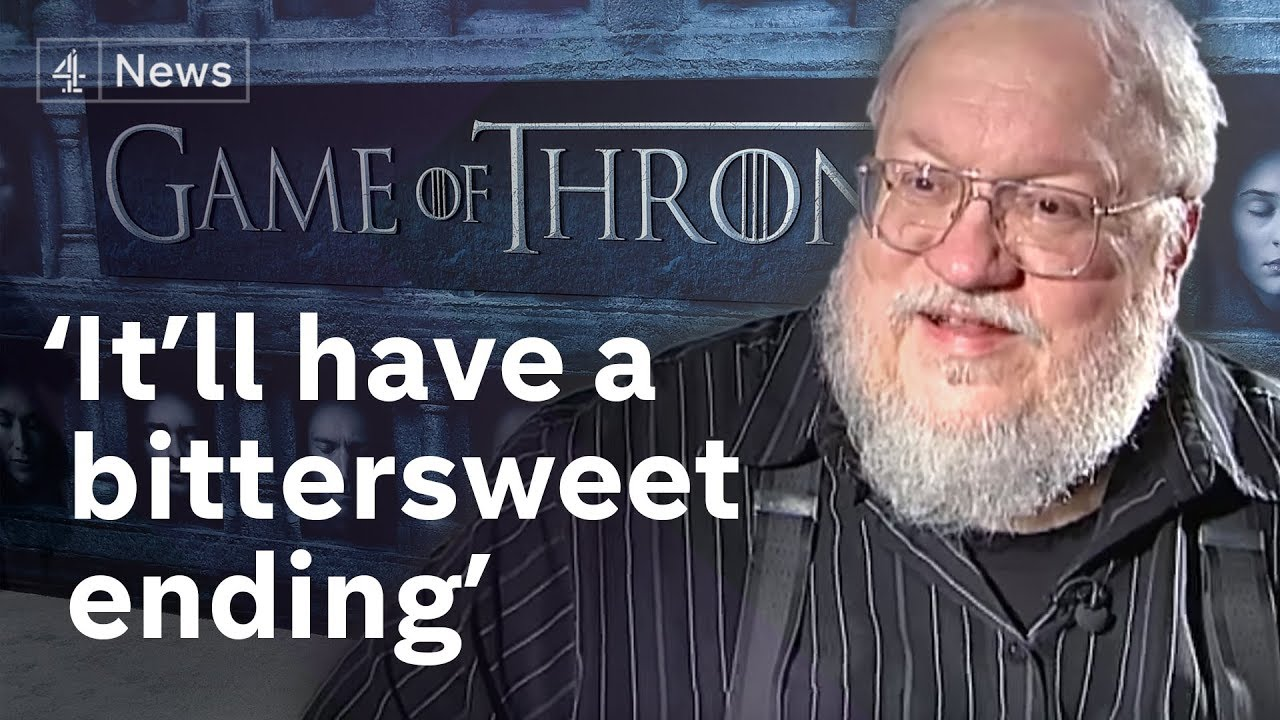 Game of Thrones: George R R Martin