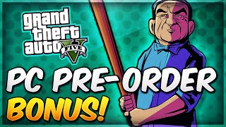 GTA 5 Online PC - Huge Preorder Bonus! $800,000 + FREE Rockstar Game! (GTA 5 PC Pre Order)