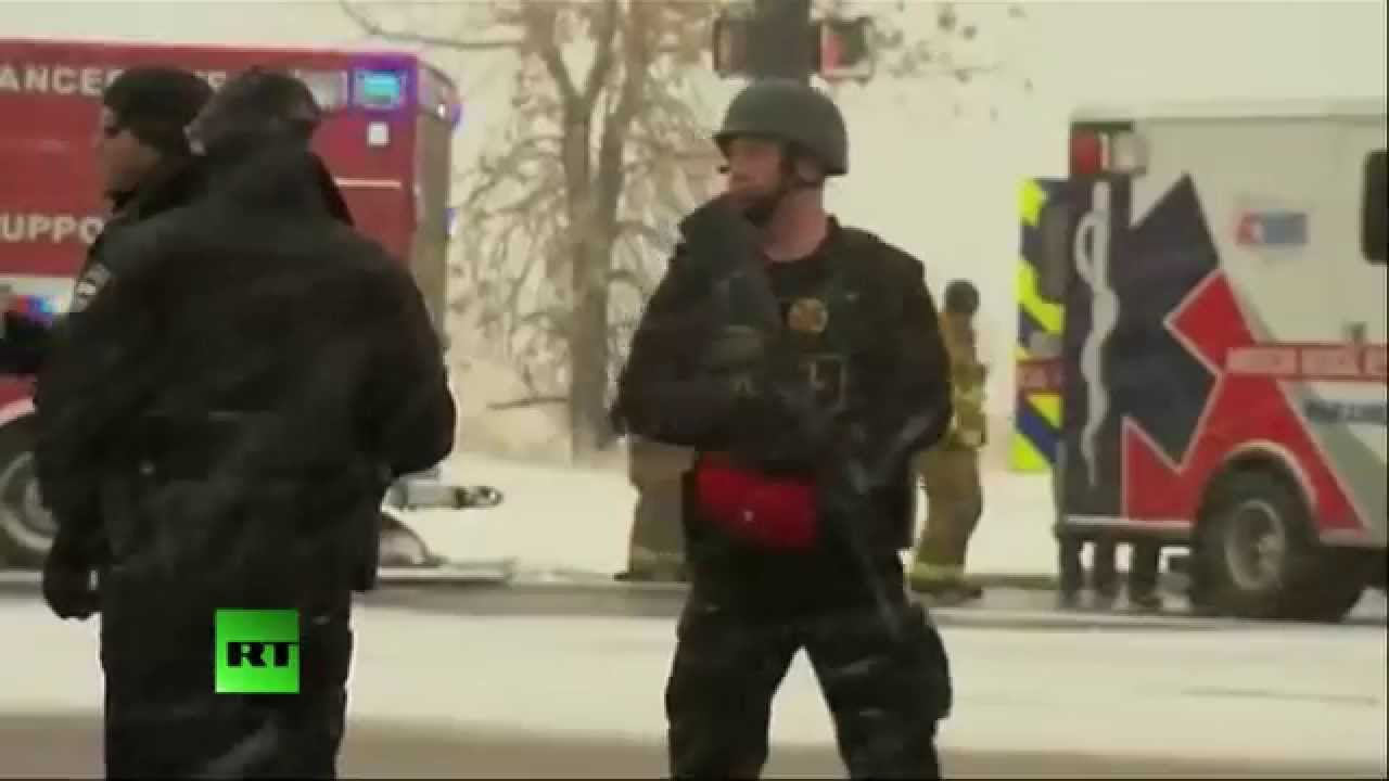 RAW: Colorado Springs Planned Parenthood Shootings