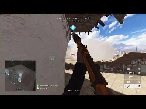 BFV  Grenade Launcher smoke kill
