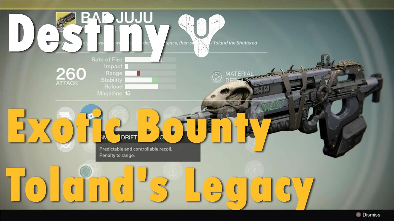 Destiny toland s legacy exotic bounty part 3 journal encrypted
