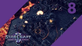 Starcraft II Heart of the Swarm | Dominion Gorgons | Ep. 8