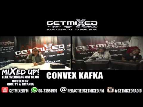 Convex Kafka Interview @ Getmixed Radio Amsterdam