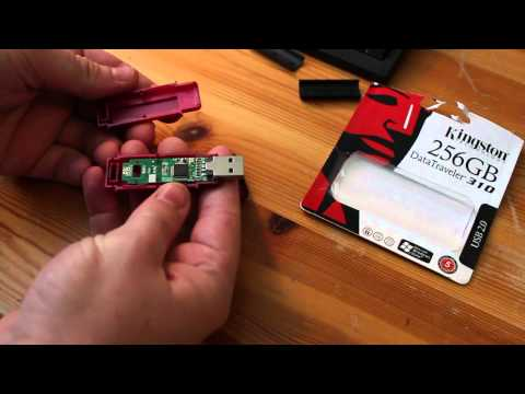 Exposing Fake/Counterfeit USB Drive!