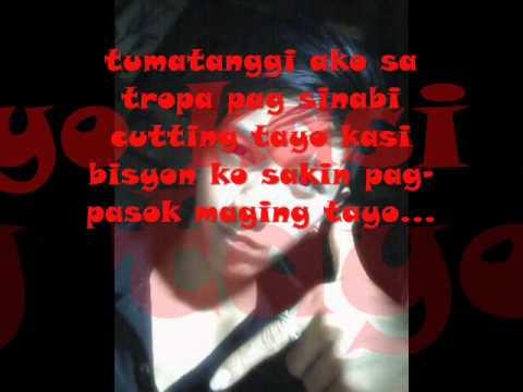 Classmate Hambog Lyrics video