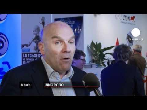 euronews hi-tech - Роботы и революция