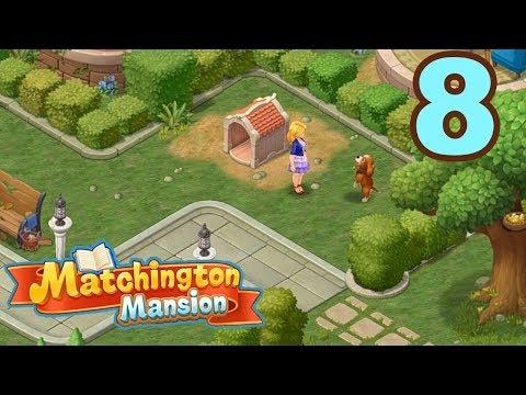 MATCHINGTON MANSION - WALKTHROUGH GAMEPLAY - PART 8 ( iOS   Android )