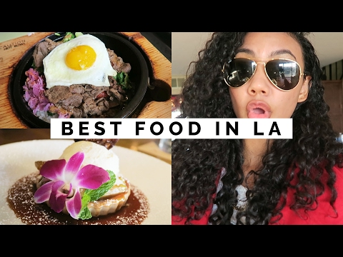 BEST FOOD IN LA + BOOKED ANOTHER TV ROLE! | VLOG 5