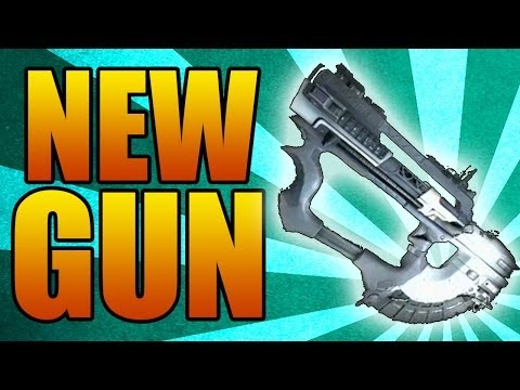 Call of Duty: Ghosts - NEW GUN!