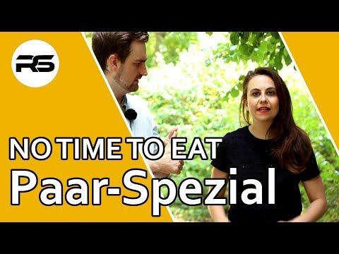 No Time To Eat - Gesunde Ernährung bei Paaren / Eltern mit wenig Zeit  (Sarah Tschernigow)
