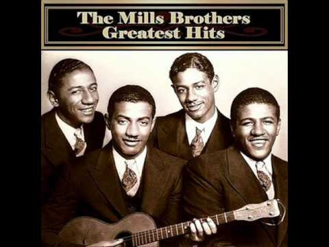 The Mills Brothers - Paper Doll - YouTube