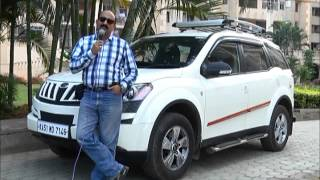 XUV500 SUV Customer testimonial by the Kallianpur Family