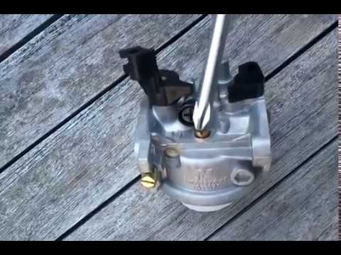 Carburetor basics and troubleshooting