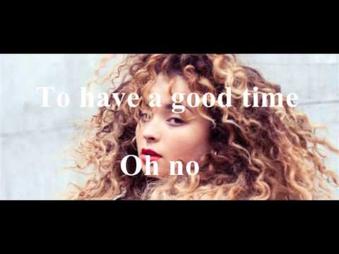 Ella Eyre - We Don't Have To Take Our Clothes Off (LYRICS)