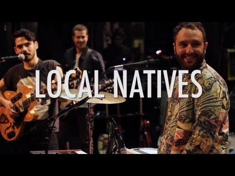 Local Natives - Ceilings (Live on Exclaim! TV)