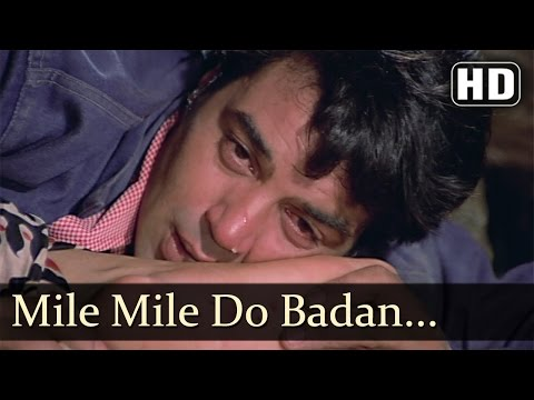 Blackmail - Mile Mile Do Badan Khile Khile Do Chaman - Kishore...