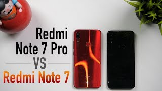 Redmi Note 7 (Indian Unit): PUBG | Camera | Battery Comparison with Redmi Note 7 Pro