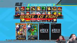 Dodge King Dedede with Pichu attacks with Power Suit Piece... - SSBM
